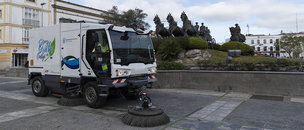 RSU y Limpieza Viaria, Jerez de la Frontera